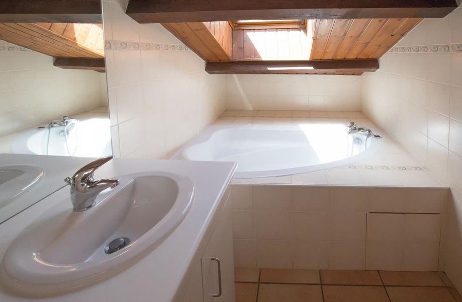 Salle de bain location appartement TRI20 à Aussois