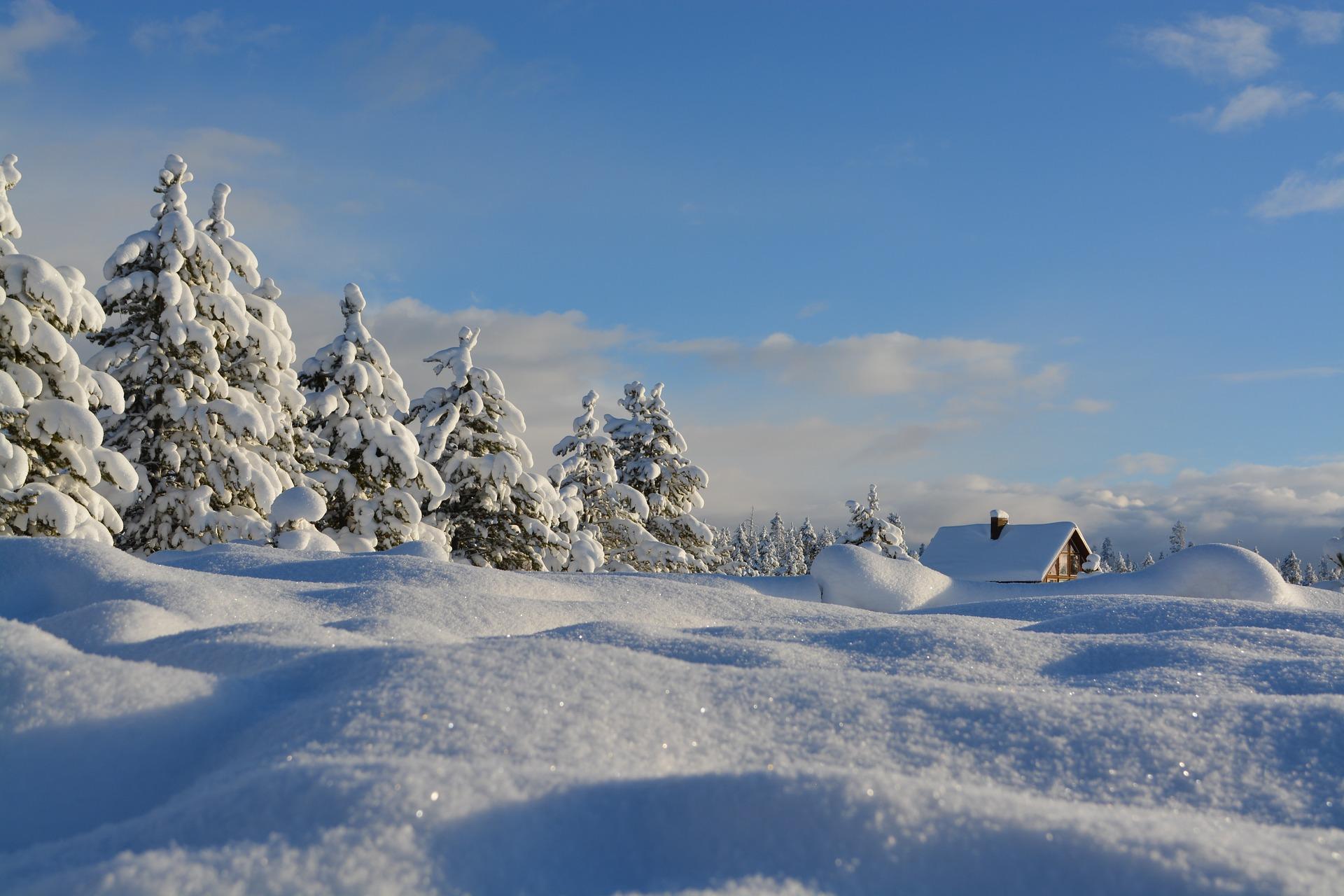 Location appartement Aussois, Montagne en hiver