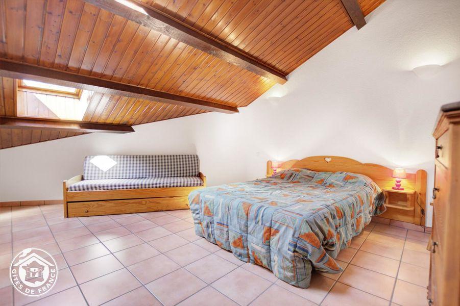 Chambre location appartement TRI20 à Aussois